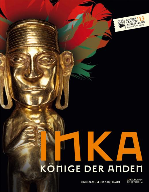 INCA exhibition catalogue